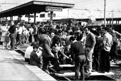 stazione di battipaglia 1969
